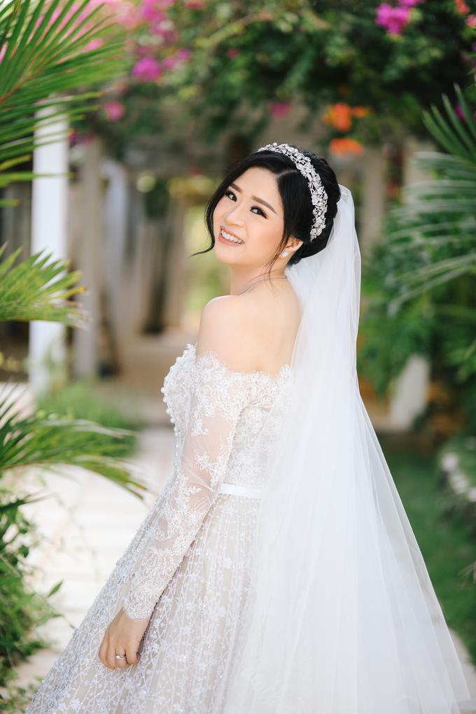 The Wedding of Alvin & Anggun by Delapan Bali Event & Wedding - 008