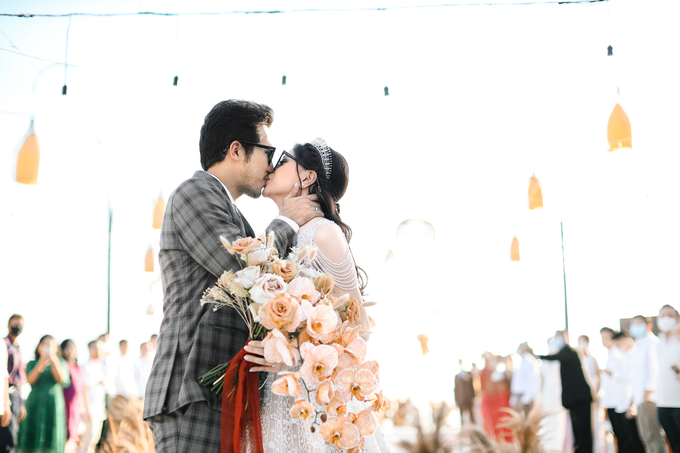 The Wedding of Alvin & Anggun by Delapan Bali Event & Wedding - 018