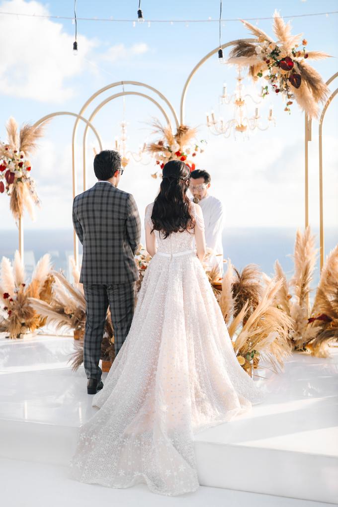 The Wedding of Alvin & Anggun by Delapan Bali Event & Wedding - 019