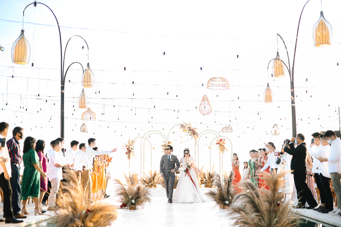 The Wedding of Alvin & Anggun by Delapan Bali Event & Wedding - 020