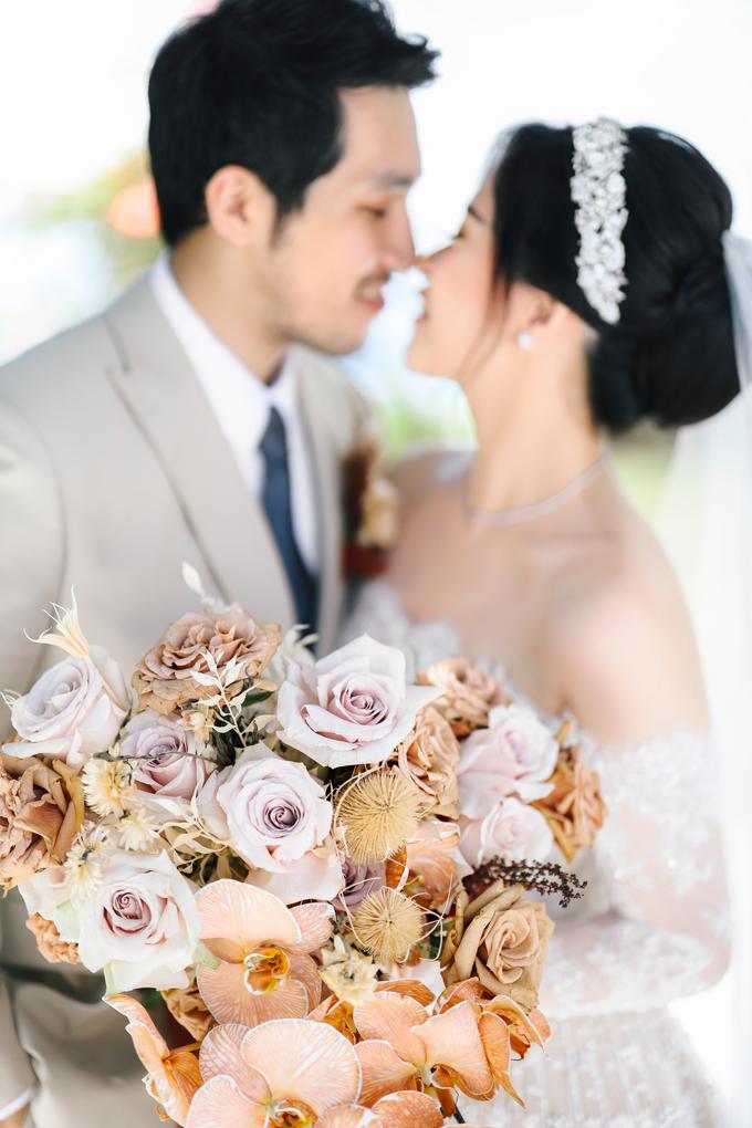 The Wedding of Alvin & Anggun by Delapan Bali Event & Wedding - 026