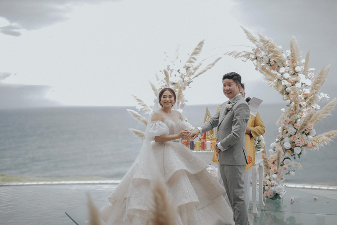 The Wedding of Randy and Sally by Delapan Bali Event & Wedding - 009