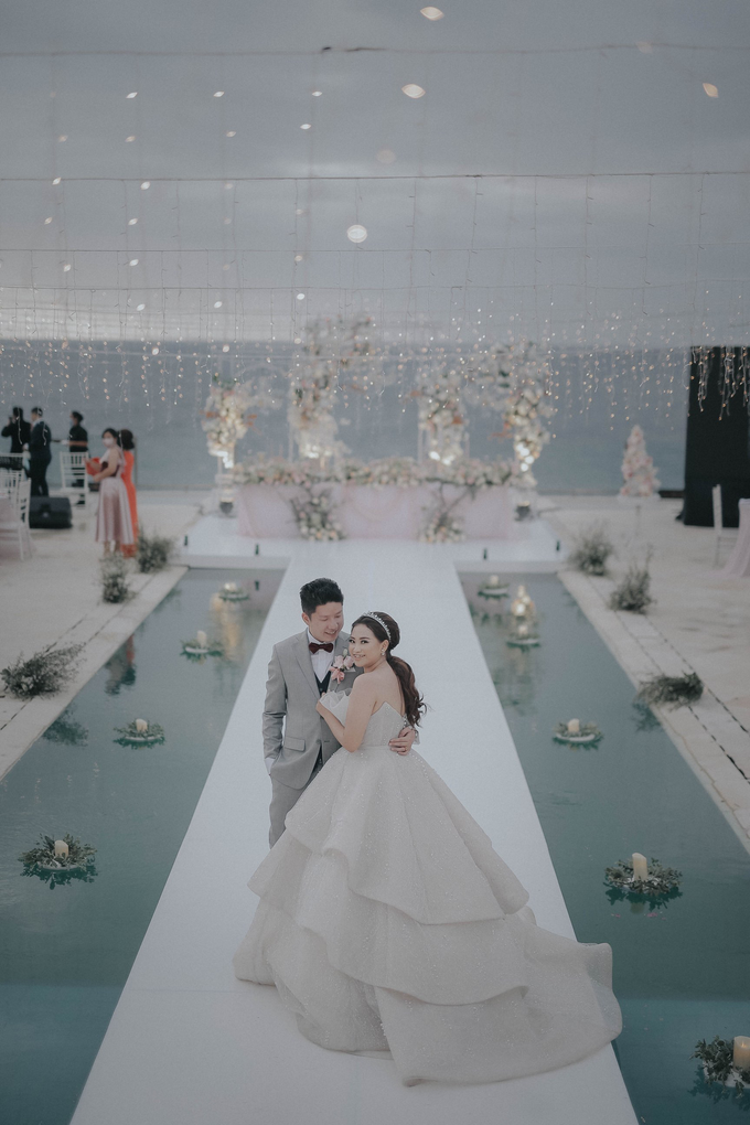 The Wedding of Randy and Sally by Delapan Bali Event & Wedding - 016
