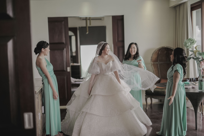 The Wedding of Randy and Sally by Delapan Bali Event & Wedding - 028