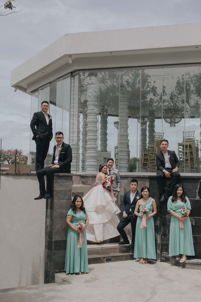 The Wedding of Randy and Sally by Delapan Bali Event & Wedding - 020