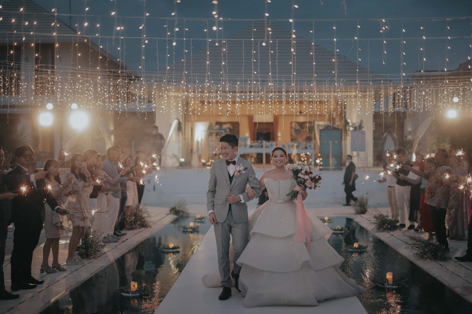 The Wedding of Randy and Sally by Delapan Bali Event & Wedding - 021