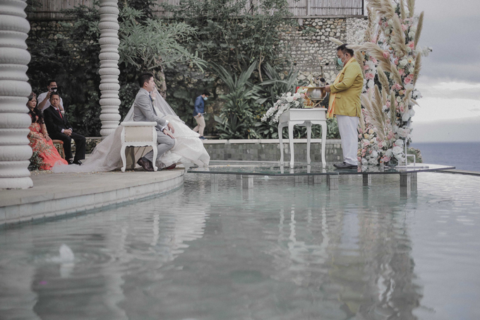 The Wedding of Randy and Sally by Delapan Bali Event & Wedding - 027