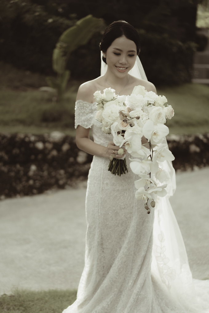 The Wedding of Kris and Agnes by Delapan Bali Event & Wedding - 003