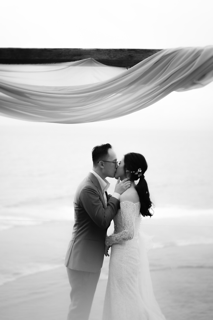 The Wedding of Kris and Agnes by Delapan Bali Event & Wedding - 005