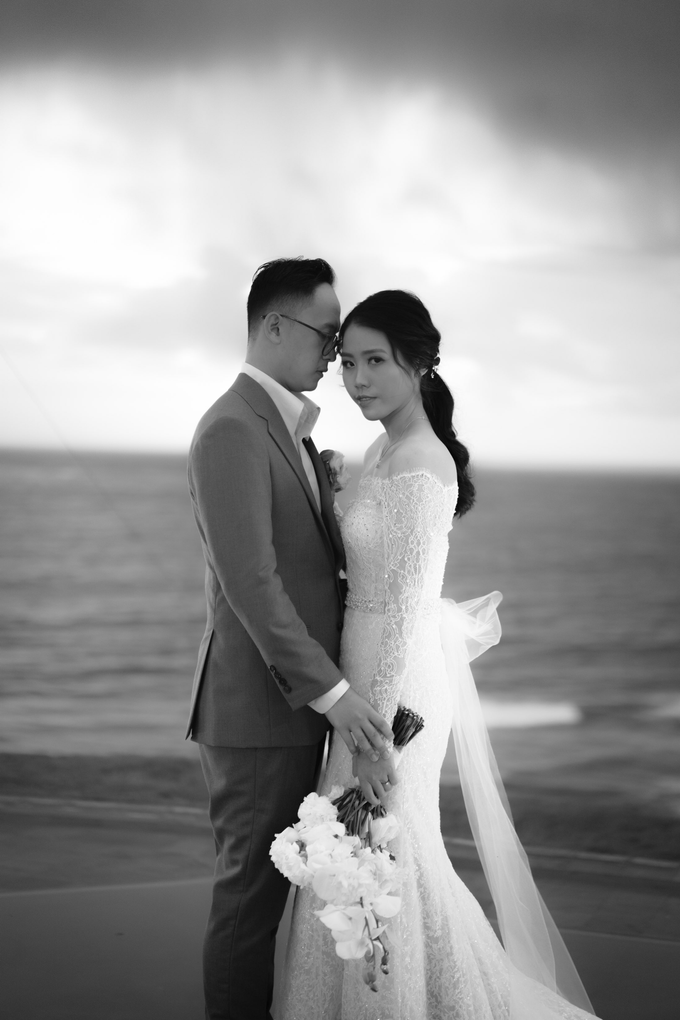 The Wedding of Kris and Agnes by Delapan Bali Event & Wedding - 006