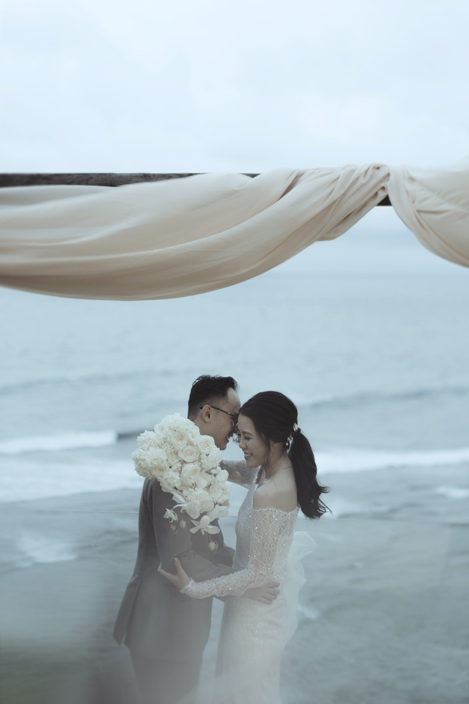 The Wedding of Kris and Agnes by Delapan Bali Event & Wedding - 007