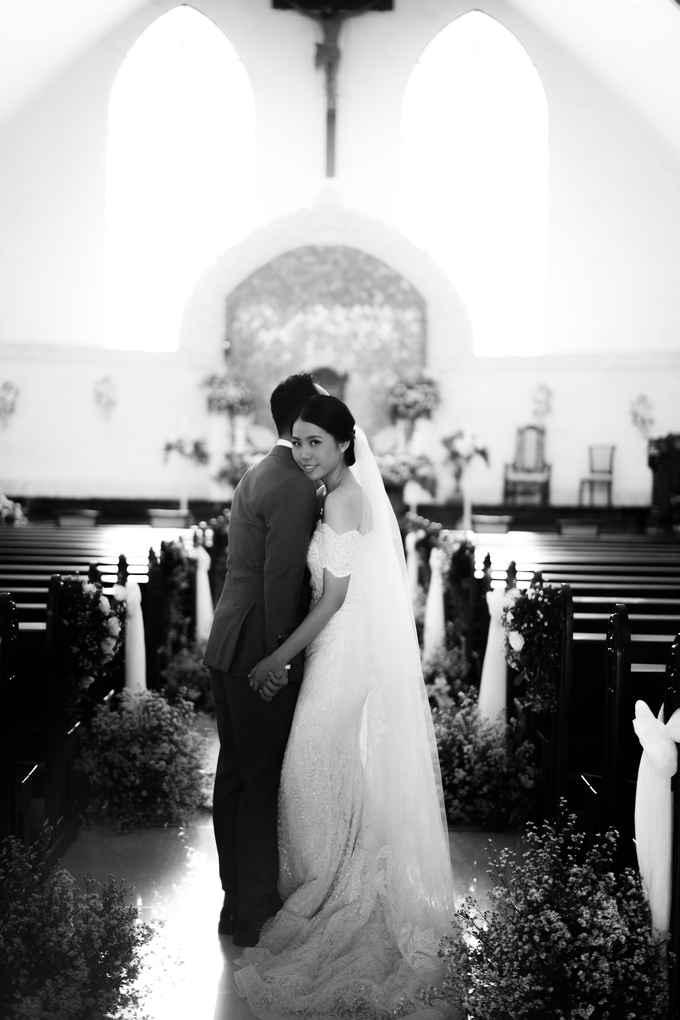 The Wedding of Kris and Agnes by Delapan Bali Event & Wedding - 011