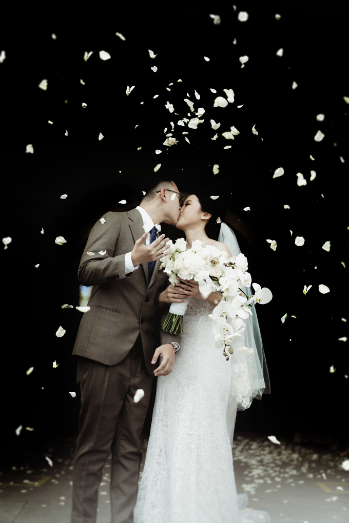 The Wedding of Kris and Agnes by Delapan Bali Event & Wedding - 012