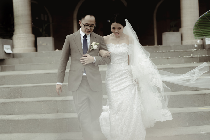 The Wedding of Kris and Agnes by Delapan Bali Event & Wedding - 014