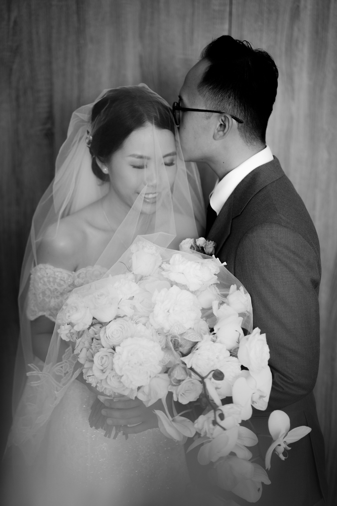 The Wedding of Kris and Agnes by Delapan Bali Event & Wedding - 016