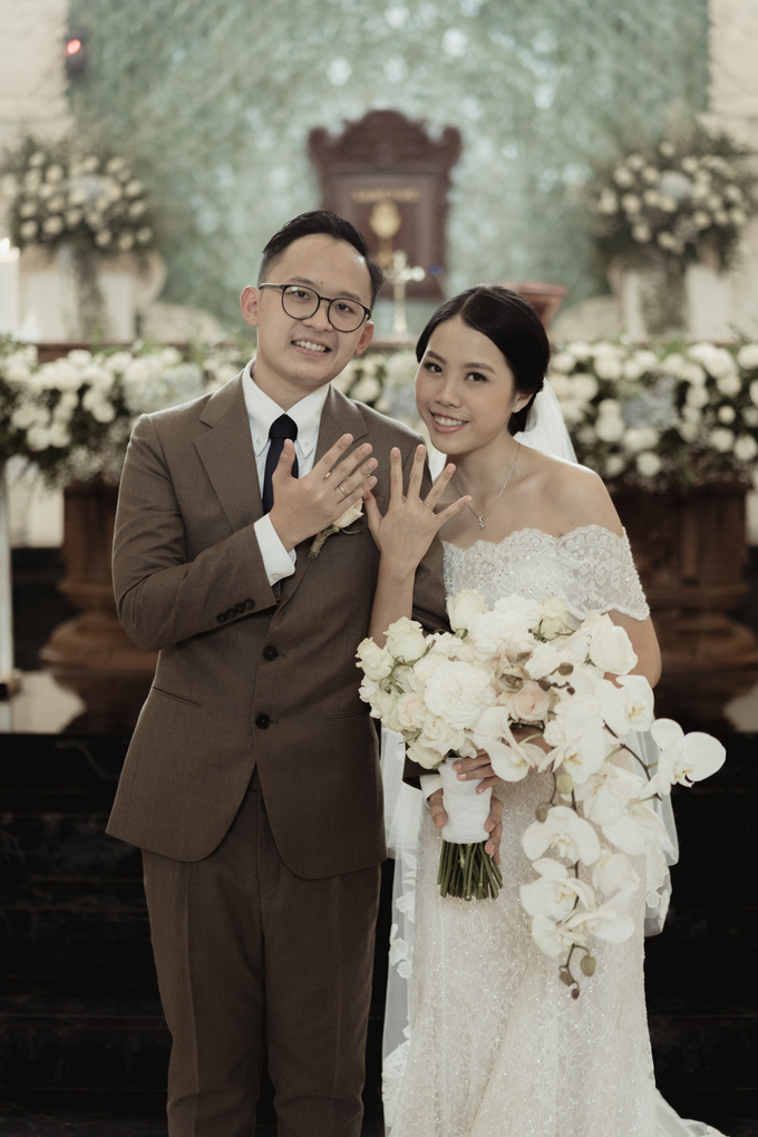 The Wedding of Kris and Agnes by Delapan Bali Event & Wedding - 018
