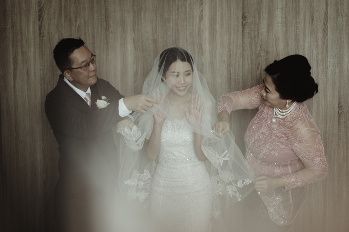 The Wedding of Kris and Agnes by Delapan Bali Event & Wedding - 021