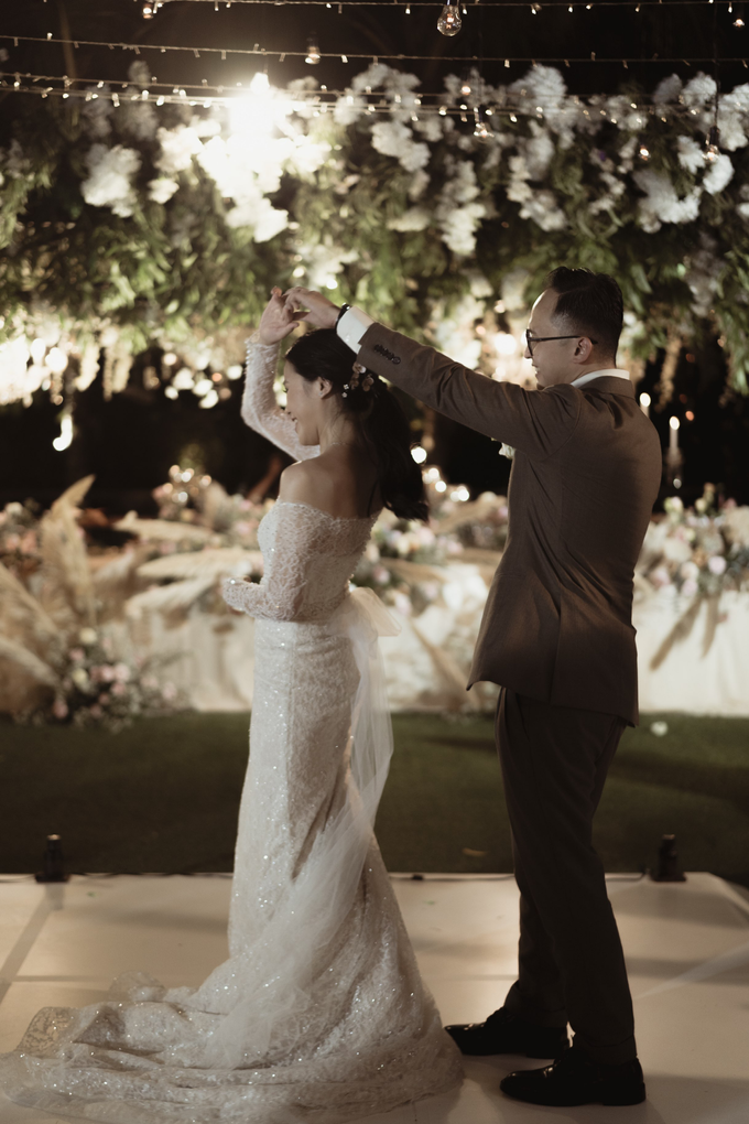 The Wedding of Kris and Agnes by Delapan Bali Event & Wedding - 024