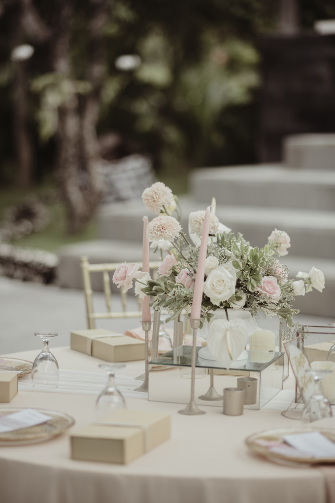 The Wedding of Kris and Agnes by Delapan Bali Event & Wedding - 025