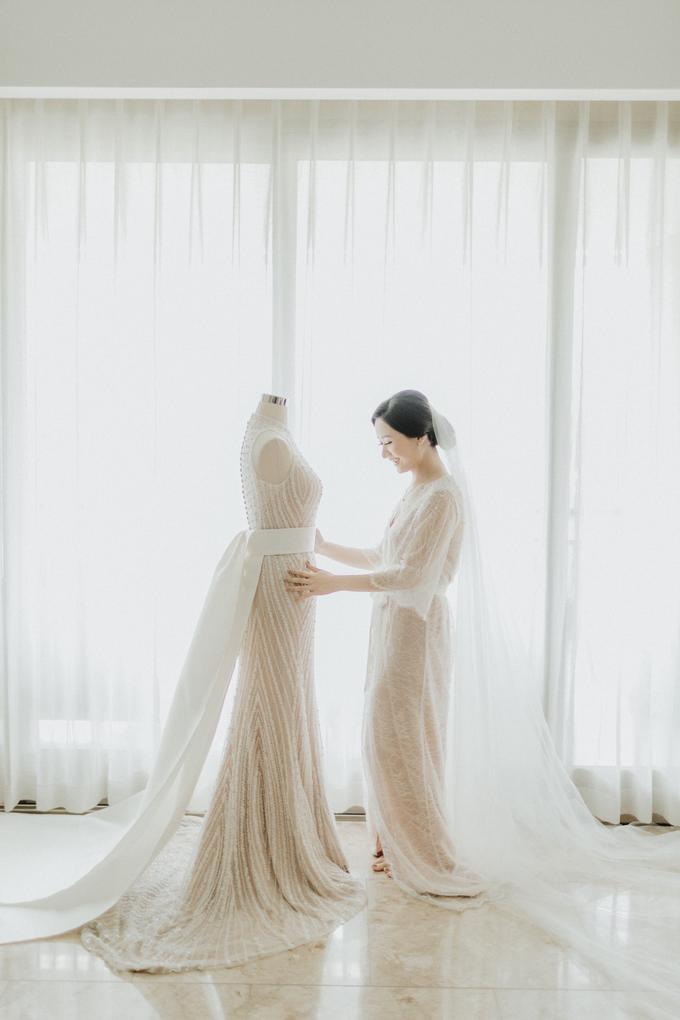 The Wedding of Rangga and Cindy by Delapan Bali Event & Wedding - 002