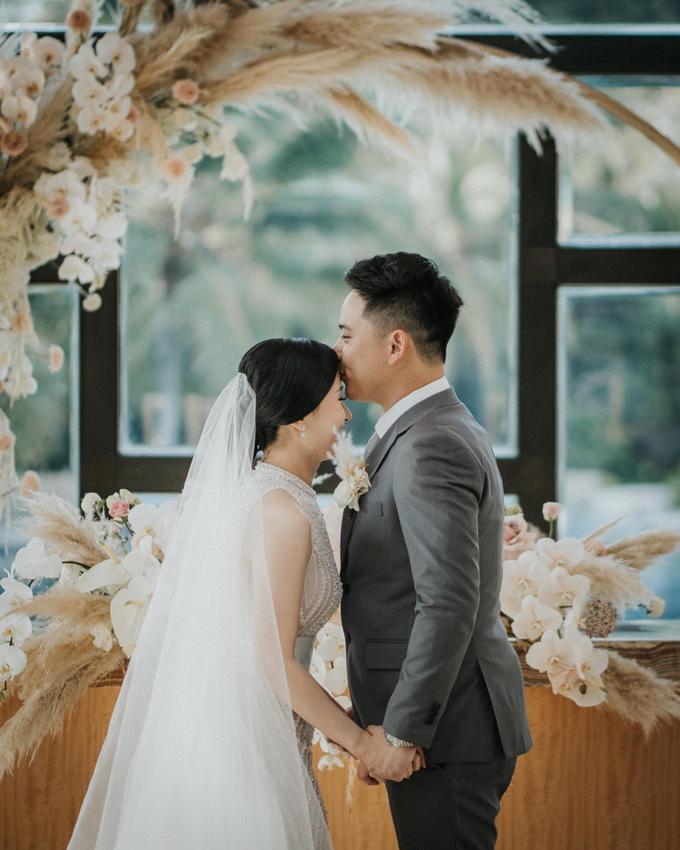 The Wedding of Rangga and Cindy by Delapan Bali Event & Wedding - 015