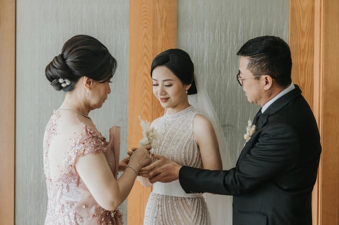 The Wedding of Rangga and Cindy by Delapan Bali Event & Wedding - 006