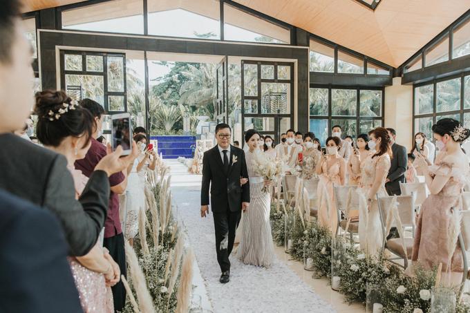 The Wedding of Rangga and Cindy by Delapan Bali Event & Wedding - 012