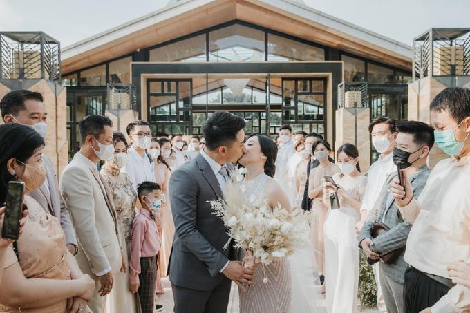 The Wedding of Rangga and Cindy by Delapan Bali Event & Wedding - 017