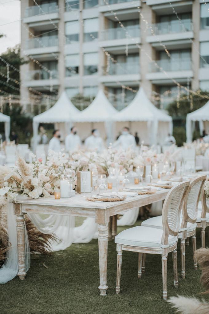 The Wedding of Rangga and Cindy by Delapan Bali Event & Wedding - 020