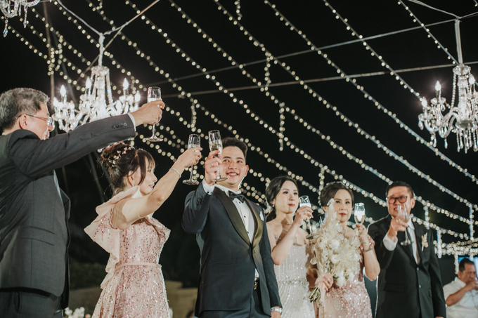 The Wedding of Rangga and Cindy by Delapan Bali Event & Wedding - 029