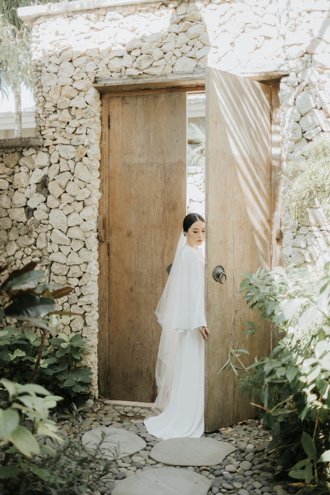 The Wedding of William and Livia by Delapan Bali Event & Wedding - 004