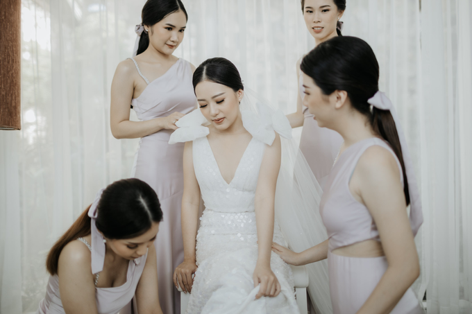 The Wedding of William and Livia by Delapan Bali Event & Wedding - 005