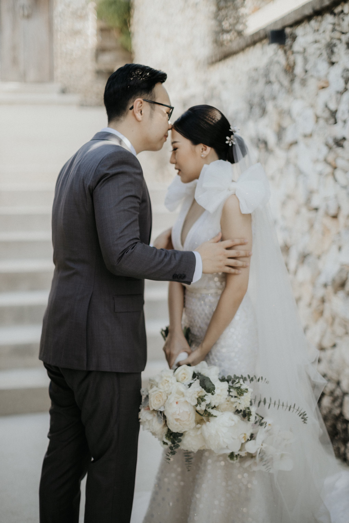The Wedding of William and Livia by Delapan Bali Event & Wedding - 008