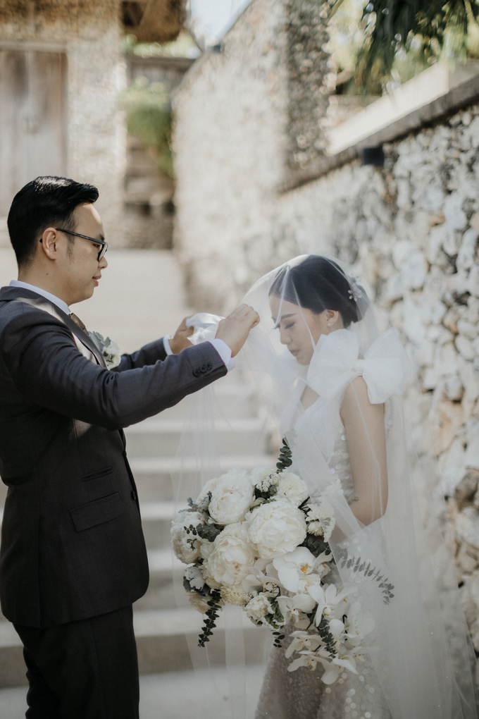 The Wedding of William and Livia by Delapan Bali Event & Wedding - 009