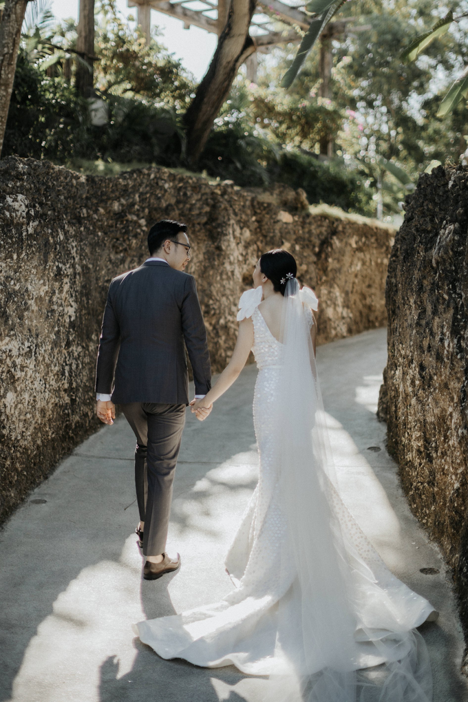 The Wedding of William and Livia by Delapan Bali Event & Wedding - 010