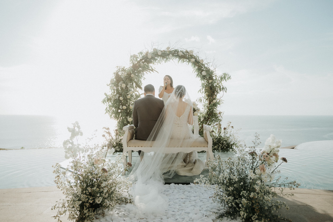 The Wedding of William and Livia by Delapan Bali Event & Wedding - 011