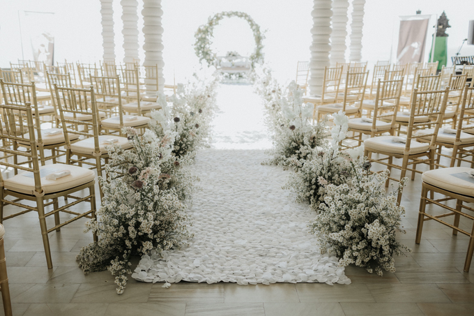 The Wedding of William and Livia by Delapan Bali Event & Wedding - 012