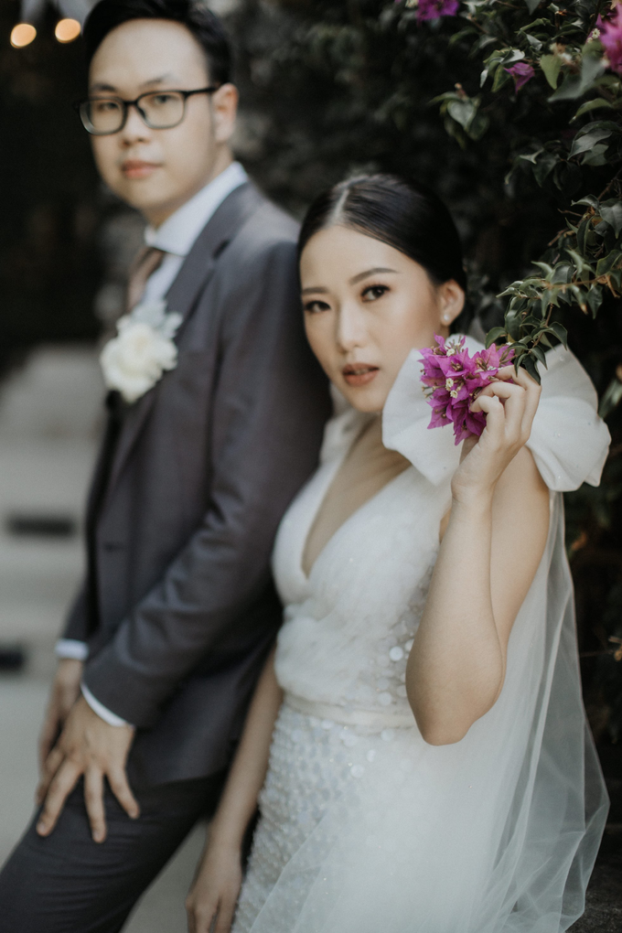 The Wedding of William and Livia by Delapan Bali Event & Wedding - 013