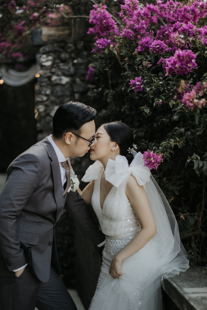 The Wedding of William and Livia by Delapan Bali Event & Wedding - 014