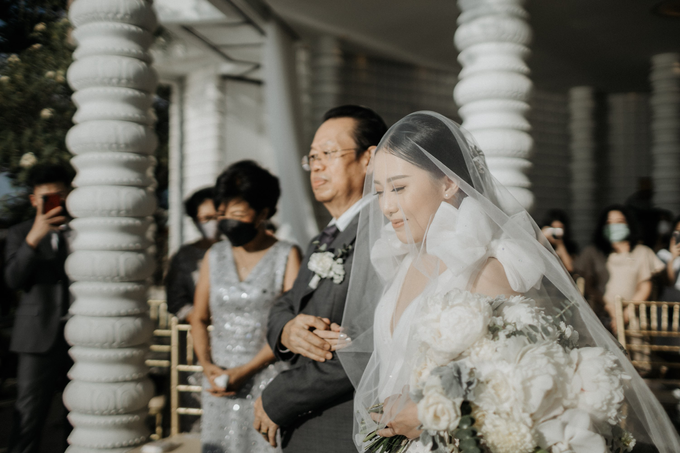 The Wedding of William and Livia by Delapan Bali Event & Wedding - 015