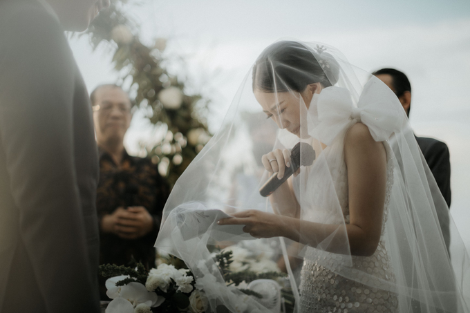 The Wedding of William and Livia by Delapan Bali Event & Wedding - 016
