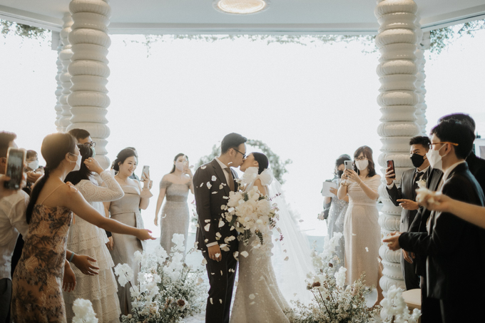 The Wedding of William and Livia by Delapan Bali Event & Wedding - 018