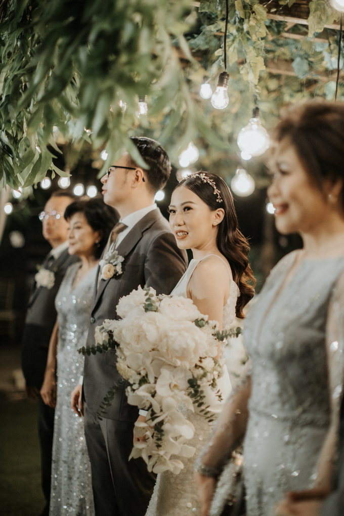 The Wedding of William and Livia by Delapan Bali Event & Wedding - 020