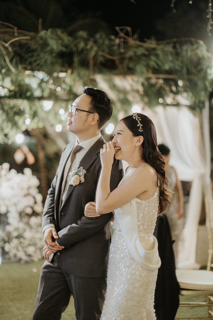 The Wedding of William and Livia by Delapan Bali Event & Wedding - 021