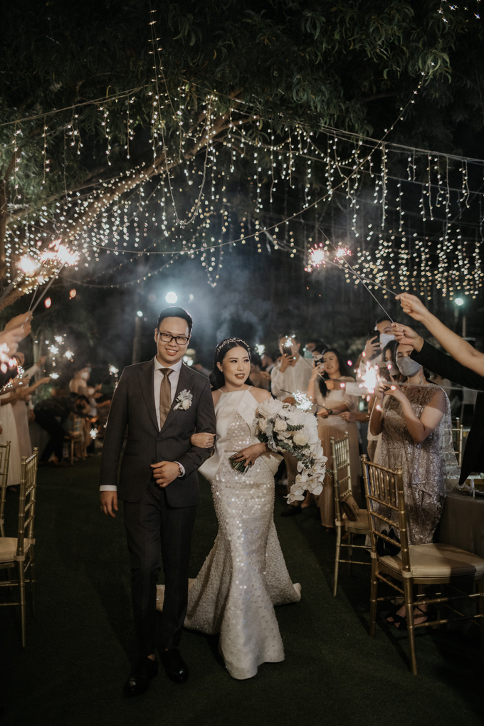 The Wedding of William and Livia by Delapan Bali Event & Wedding - 022