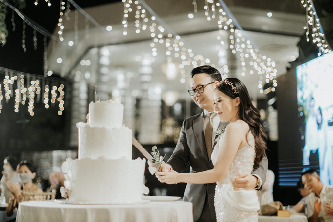 The Wedding of William and Livia by Delapan Bali Event & Wedding - 023
