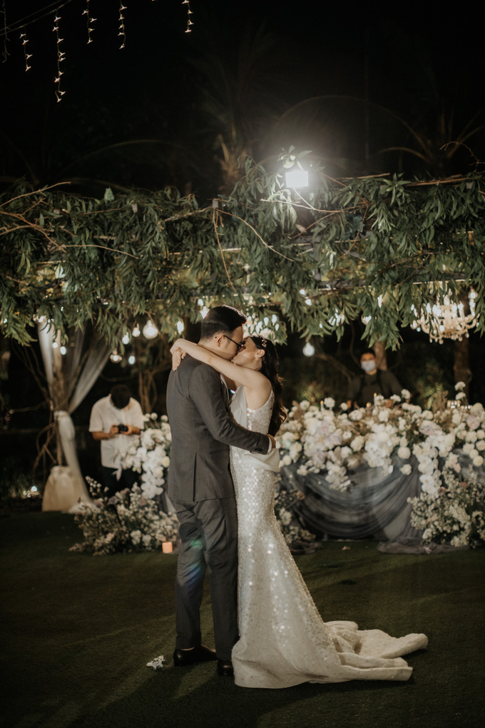 The Wedding of William and Livia by Delapan Bali Event & Wedding - 025