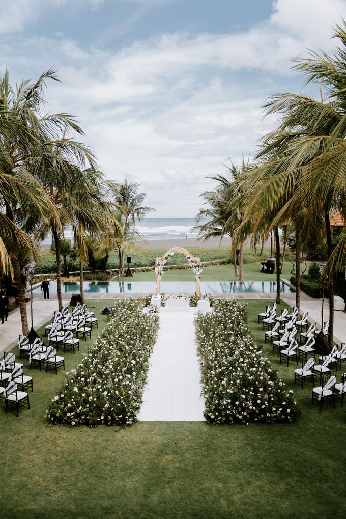 The Wedding of Samuel and Tabita by Delapan Bali Event & Wedding - 005
