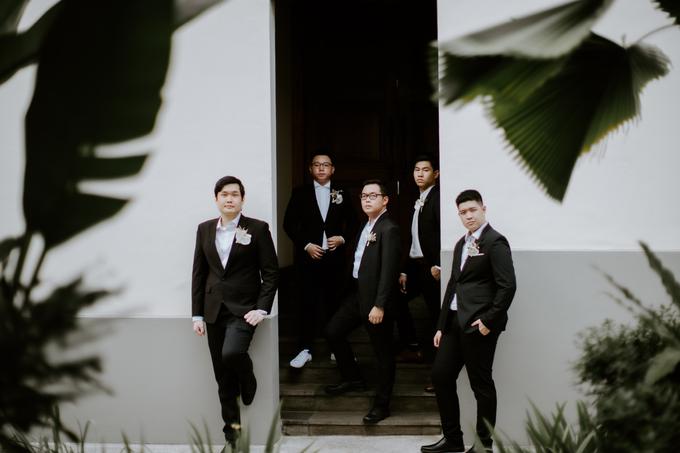 The Wedding of Samuel and Tabita by Delapan Bali Event & Wedding - 007