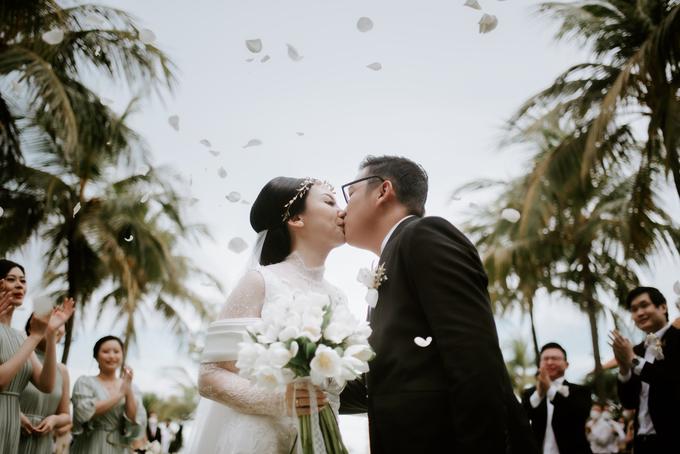 The Wedding of Samuel and Tabita by Delapan Bali Event & Wedding - 009